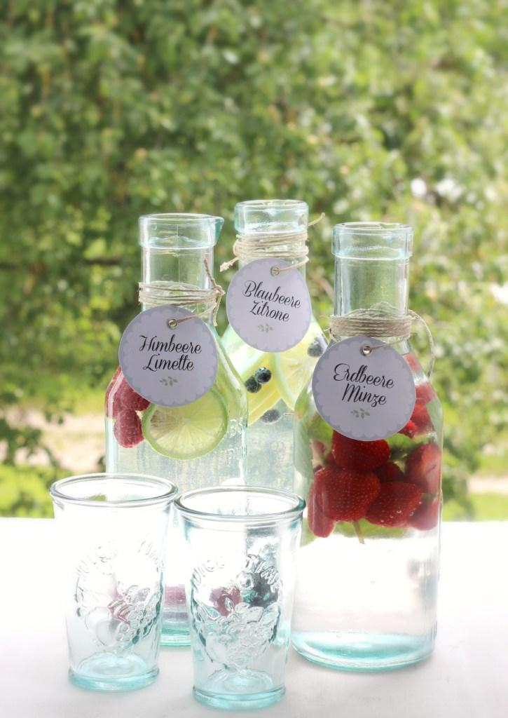 EmmaBee Rezept Vitamin-Wasser 1