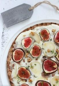 EmmaBee Rezept Knäckebrot-Pizza