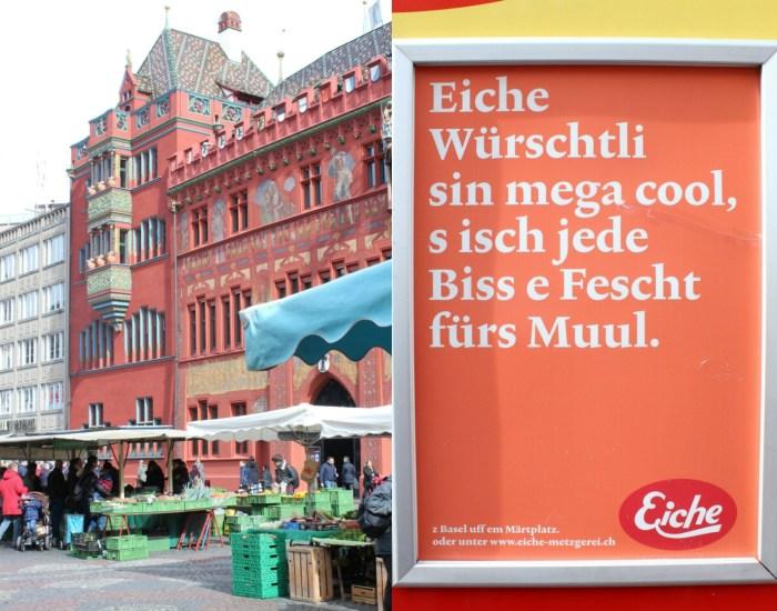 EmmaBee Unterwegs Basel