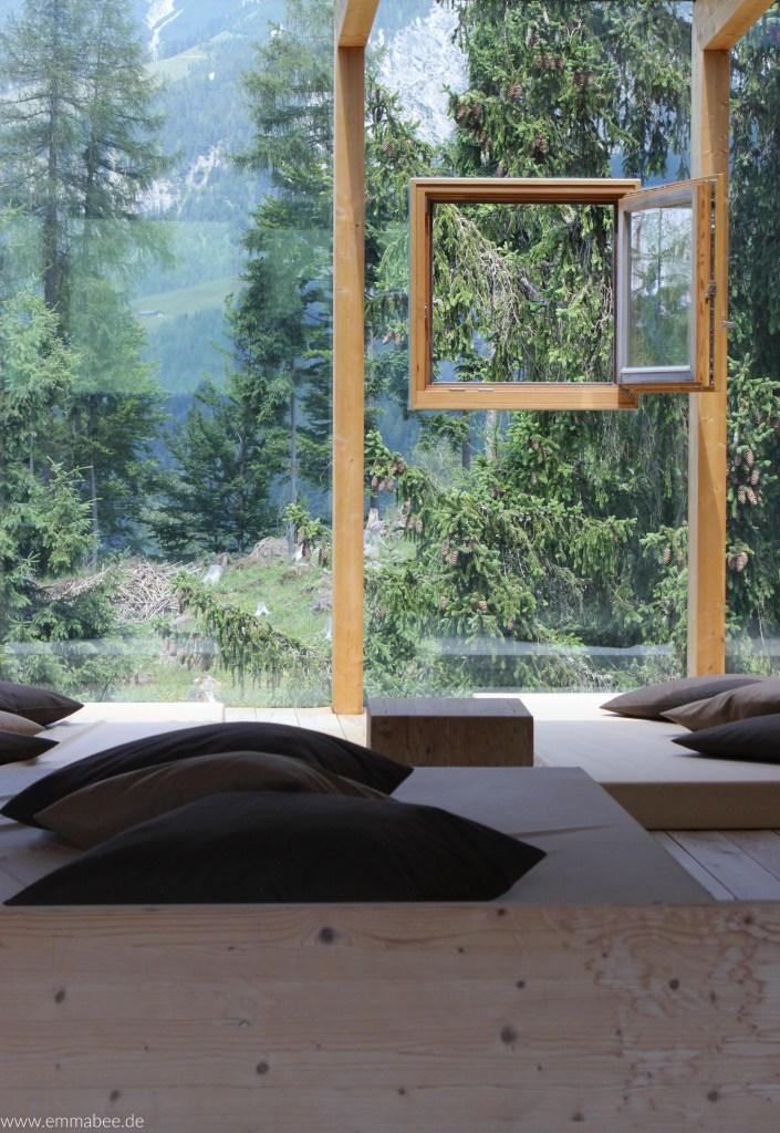 {Unterwegs} Vom Luxus sich Zeit zu nehmen: Ein Wochenende auf der Forsthofalm
