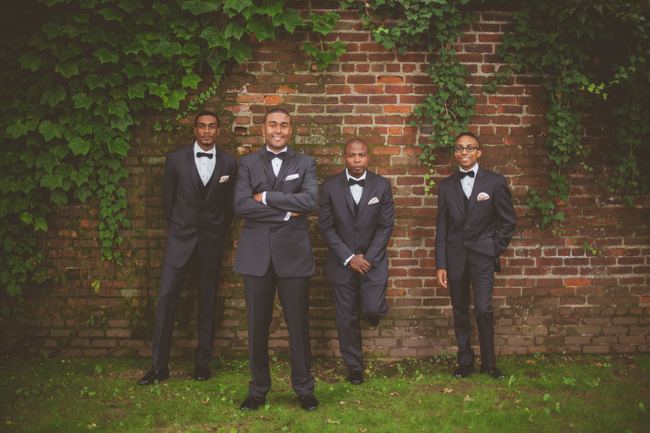 Christian & Robert's New Haven Lawn Club wedding