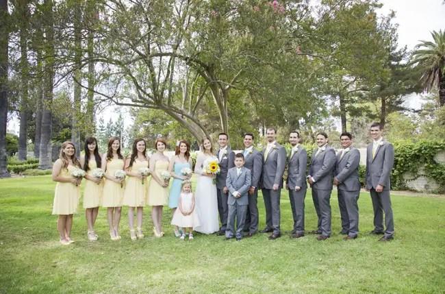 Irvine Ranch DIY Wedding | via http://emmalinebride.com/real-weddings/irvine-ranch-diy-wedding/