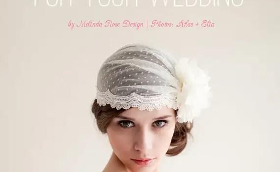 12 wedding veil alternatives