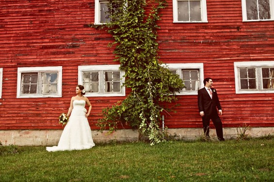 rustic wedding barn