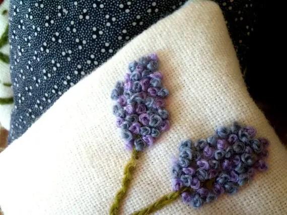 handmade lavender sachets image three