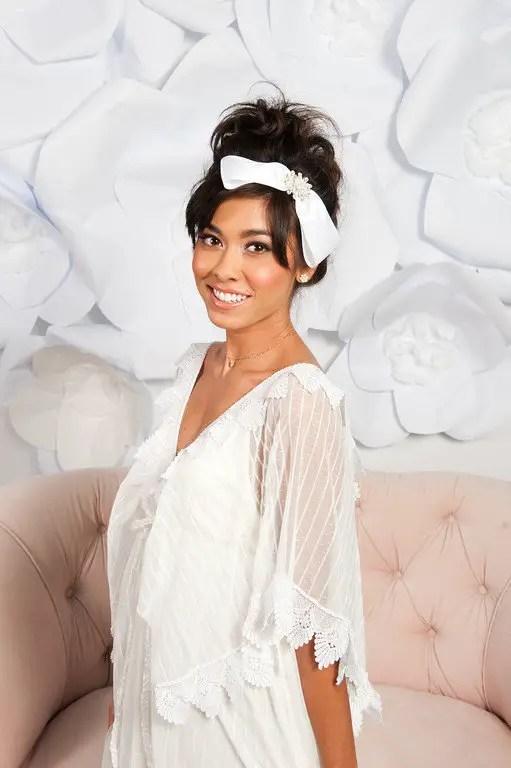 wedding headband styles