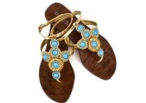 fibi and clo sandals - 1