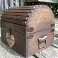 keepsake card box