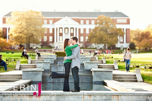 college park engagement