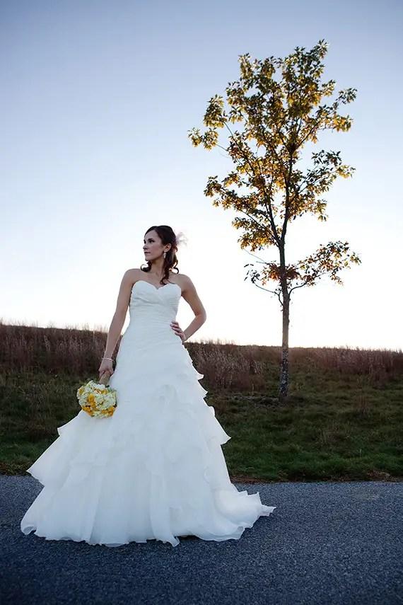 handmade wedding New Jersey Fall