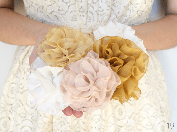 bridesmaid gifts hair accessories