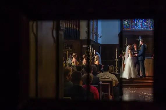 Elk's tower  wedding