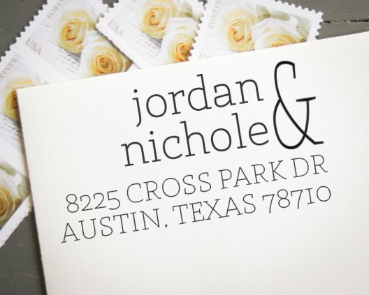 custom address stamp - image 6