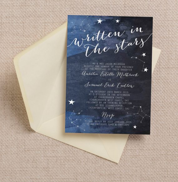 Cheap Wedding Invitations with RSVP - Under $2 or less Emmaline Bride