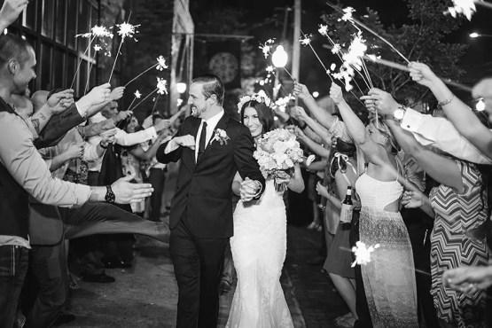 Real Weddings Brooklyn Arts Center | Photo: Eric Boneske
