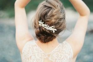 Flower Blossom Hair_Comb