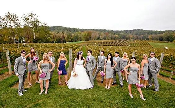 bridal party - hendrick moy photography