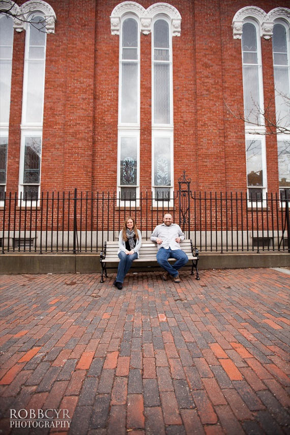 Robb Cyr Photography - Portsmouth, NH Engagement Session