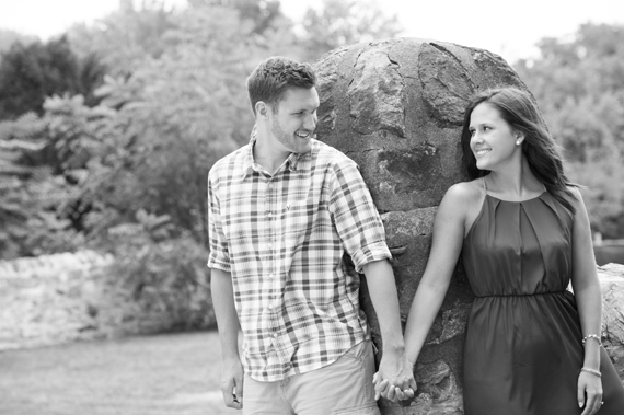 Scott Smith Photography - couple holding hands for engagement session
