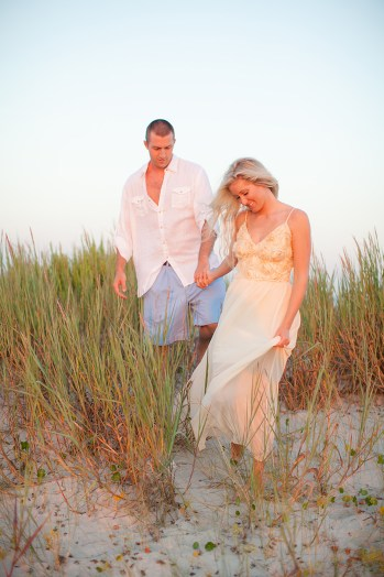 Topsail Island Engagement Pictures-12