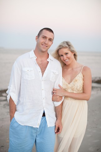 Topsail Island Engagement Pictures-21