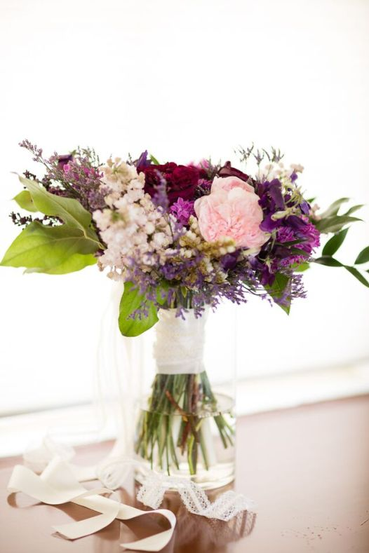 Winery Styled Wedding Shoot - Wedding Bouquet