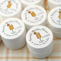 bridal shower lip balm favor