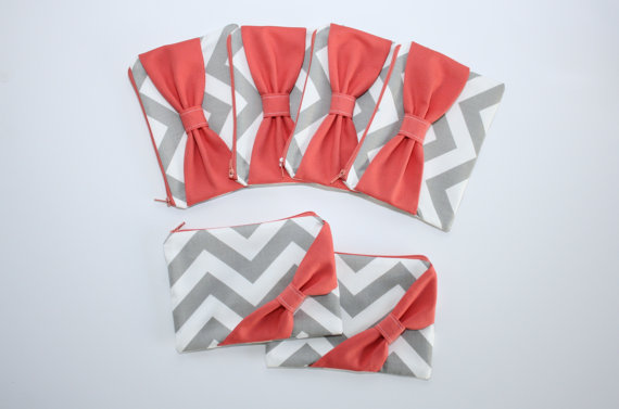 bridesmaid bags gift set 2