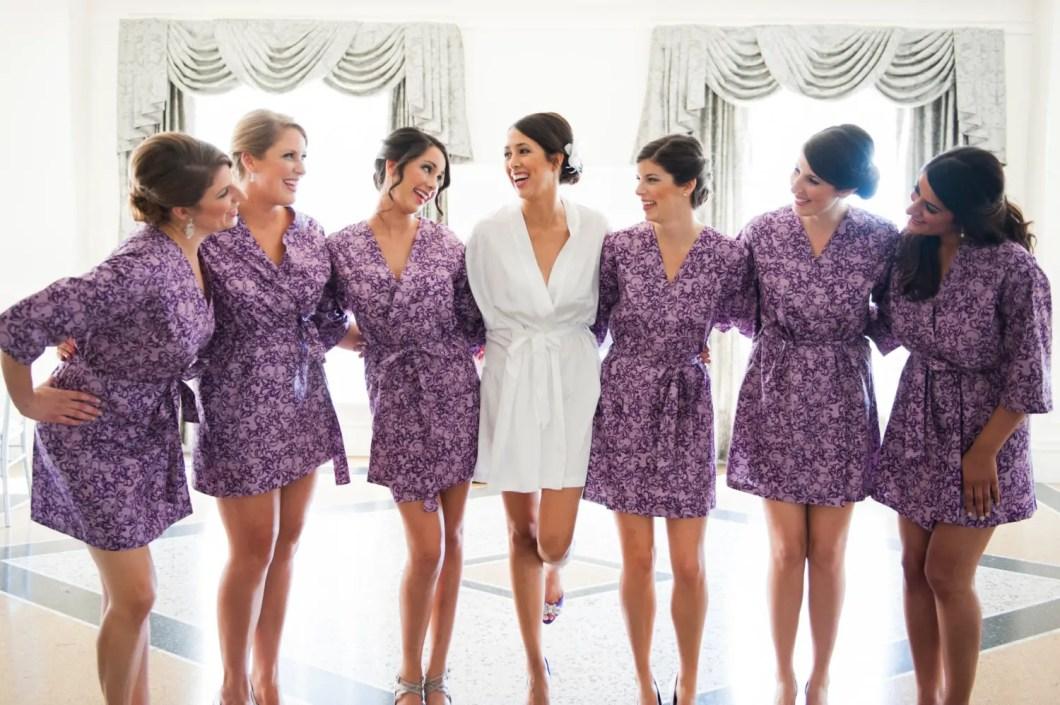 kimono style bridesmaid robes by modern kimono robes