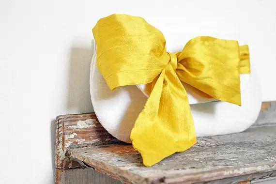 Wedding Bow Clutches (by Eclu)