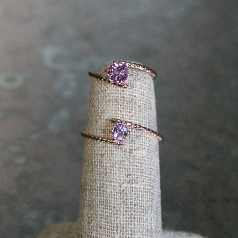 dainty petite rings