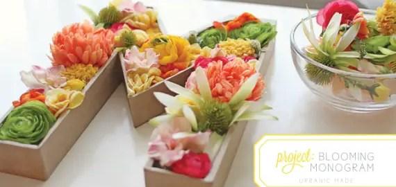 diy-floral-monogram-letter