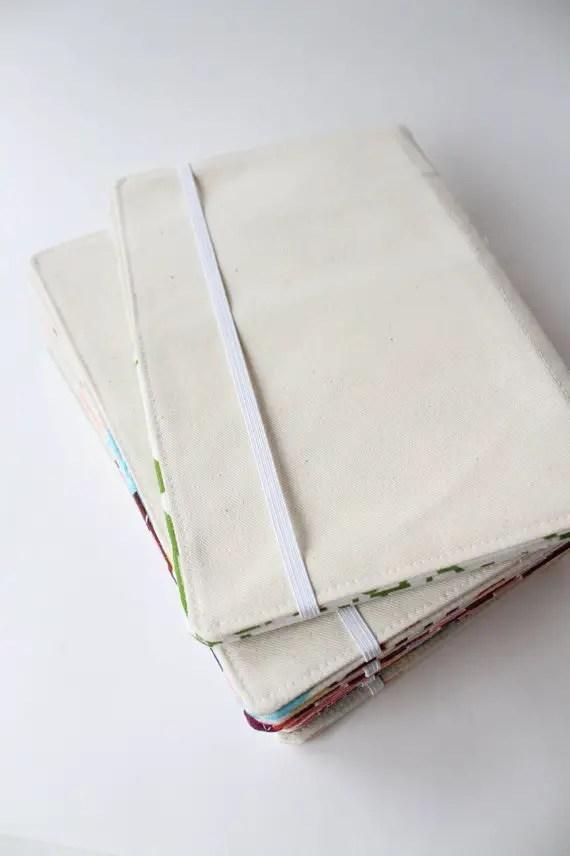 elastic on back of portfolio via newly engaged gift idea at EmmalineBride.com