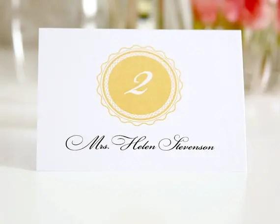 Do I Need Place Cards and Escort Cards at My Wedding? - Ask Emmaline (via EmmalineBride.com)