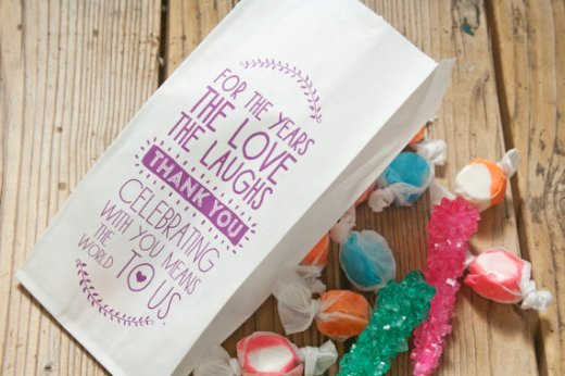 for-the-years-of-love-laughter-wedding-candy-favor-bags