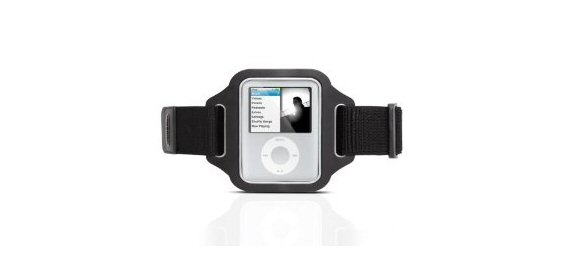 Top 20 Fitness Accessories (via EmmalineBride.com): #14 Sports Band for MP3 Player