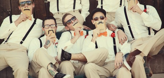 groom-groomsmen-with-mustache-flasks-barn-weddding-drozian-photoworks