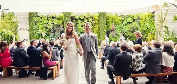 handmade-real-wedding-succulent-backdrop