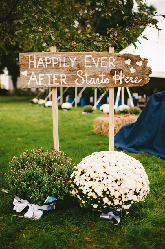 Americana Wedding: Libby + Ernie - happily ever after starts here (photo: michelle gardella)