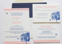hydrangea-wedding-invitation