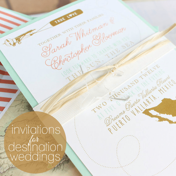 Destination Wedding Invites is the best ideas you have to choose for invitation example