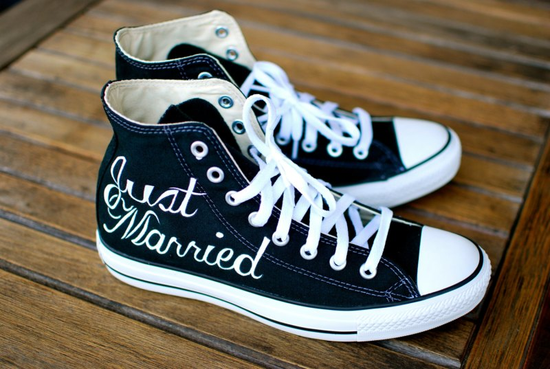 Where to Find Converse Wedding Shoes? Ask Emmaline