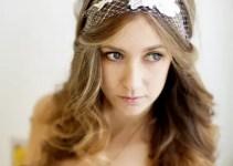 lace-veil-headband