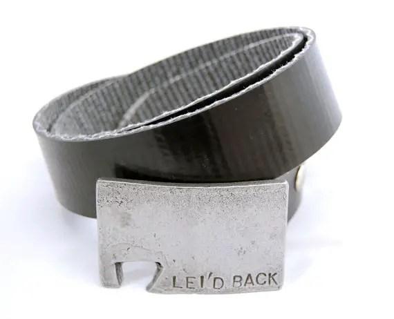 Belt Buckle Bottle Opener (by Metalogical)