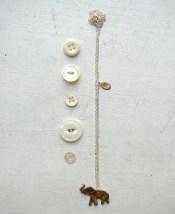 length of elephant necklace