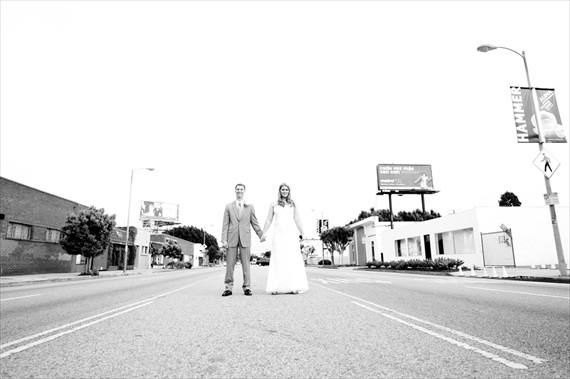 DIY Wedding Ideas: The Happy Bride and Groom, Margaux and Chad | photo by Meghan Christine Photography