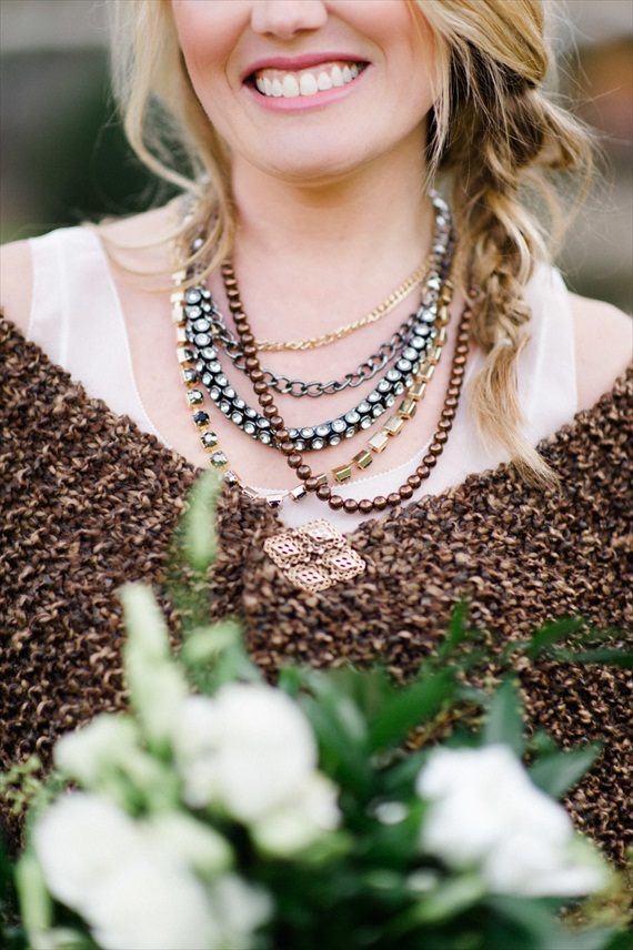 mix match layered necklaces - How to Layer Necklaces