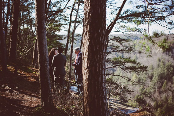 My Tiny Wedding - red river gorge elopement