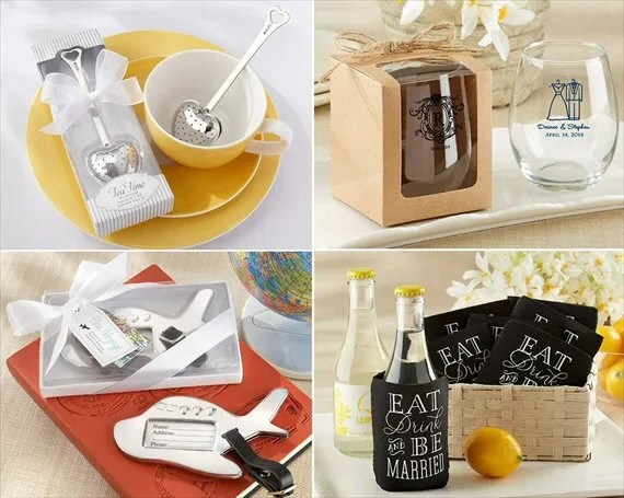 practical wedding favors - Are Wedding Favors Necessary?