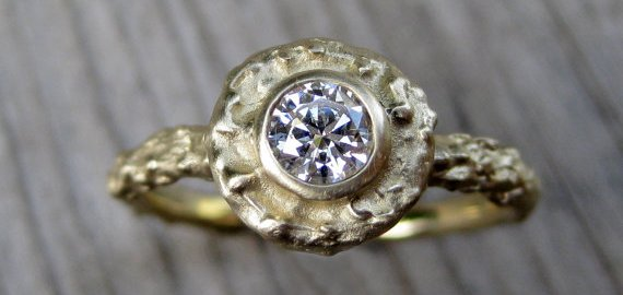 recycled-gold-engagement-ring-diamond-eco-friendly